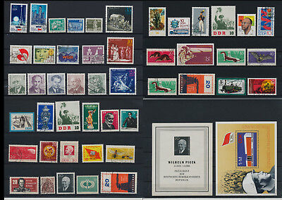 Stamps of Old Germany, DDR, Alliierte Besatzung, used,  great Lot (VQ 53)