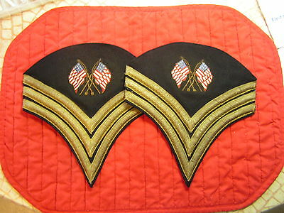 Color Bearer's Chevrons, Pair
