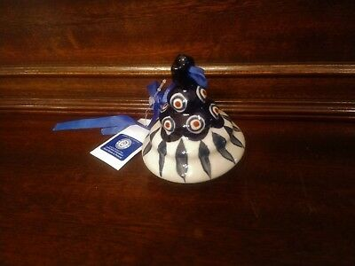 Boleslawiec Polish Pottery Christmas Holiday Tree Ornament