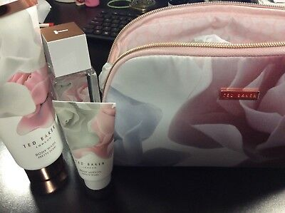 Ted Baker Pretty Pearly Treats Gift Set Body Lotion, Body Spray, Body Wash Large