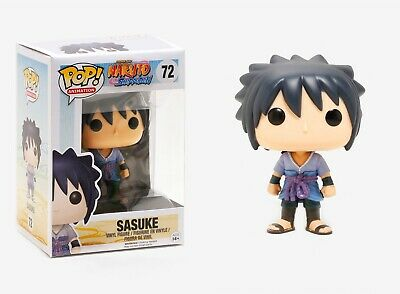 Funko Pop Animation: Naruto Shippuden - Sasuke Vinyl Figure Item #6367