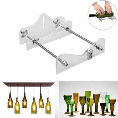 Glass Bottle DIY Cutter Wine Beer Bottles Jar Cutting Machine Recycle Tool