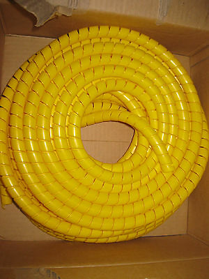 Hydraulic Hose Spiral Wrap Guard 18-24mm Forestry Tractor crane digger excavator