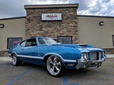 1972 442  big block 442 Automatic 572 chevelle viking coils CLEAN FAST FAST 4 link SS