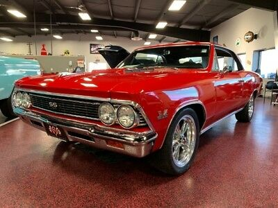 1966 Chevelle SS Custom 1966 Chevrolet Chevelle SS Custom Automatic 396 CLEAN custom 400 trans