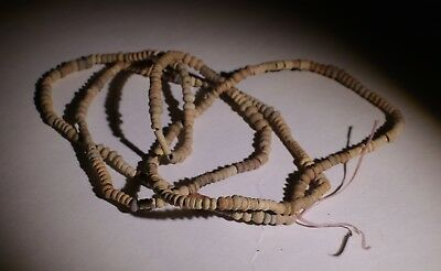 Ancient Egyptian Bead Necklace Circa 600Ad  - No Reserve!!! 023122