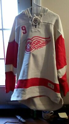 1ba5d4a18 Team logo old time hockey men s classic lace up hoodie rafters collection  A06
