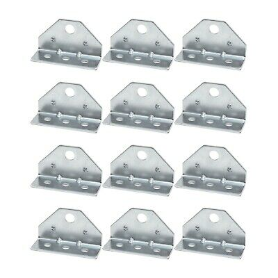 12 Top Angle Galvanized Swivel Top Angle Brackets for Bunk Brackets Boat Trailer