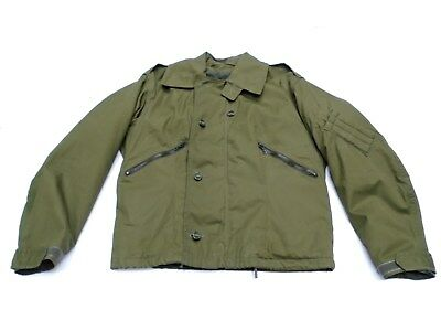 Great Condition RAF Aircrew Issue Green Cold Weather Flying Jacket - Size 5