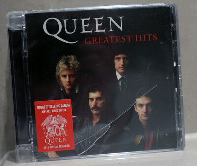 Queen Greatest Hits Remastered Cd 2011