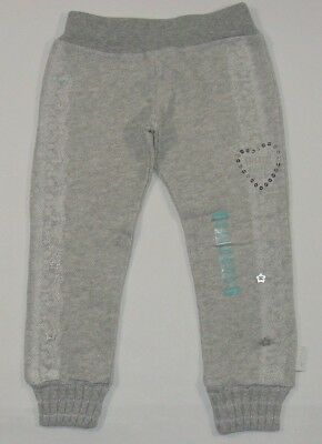 Naartjie Kids Girls Gray Sweat Pants Leggings Size 3 NWT New With Tags