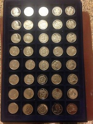 Job Lot Of Harry Potter Coins  The Philosophers Stone 40 In Total