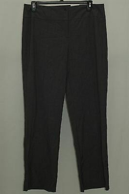 Style Co Stretch Wide-Leg Pants Deep Gray 16