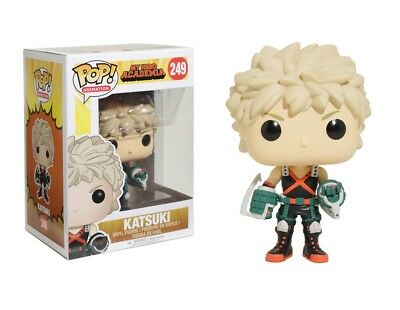 Funko Pop Animation: My Hero Academia - Katsuki Vinyl Figure Item #12382