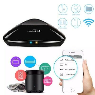 Wi-Fi Enabled Infrared Smart Home IR Hub Universal Remote Controller