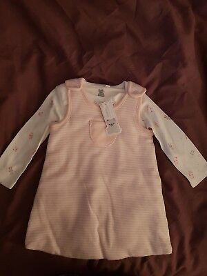 Blue zoo Baby Girls Dress/Outfit *NEW 6-9months