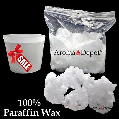 IGI 1237 100% Paraffin Candle Wax -- Candle Making Supplies