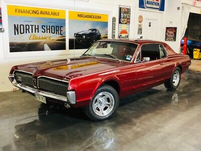1967 Cougar -289CI-AUTO-TINTED WINDOWS-A/C RESTORED RELIABLE V 1967 Mercury Cougar