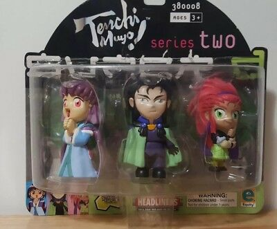 Anime Tenchi Muyo Series 2 Figures