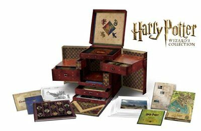 HARRY POTTER WIZARD'S COLLECTION 31-Disc BLU-RAY/DVD COMBO USA SELLER