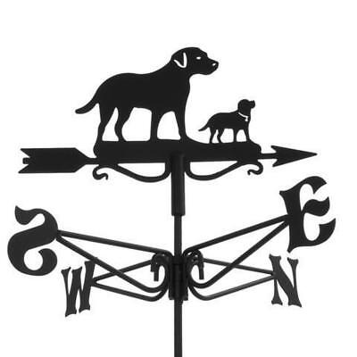 Labrador Metal Weathervane