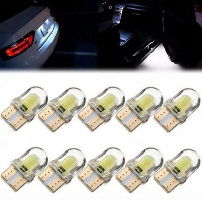 Interior COB T10 194 168 W5W Car LED Light Dome Map Lamp License Plate Bulb