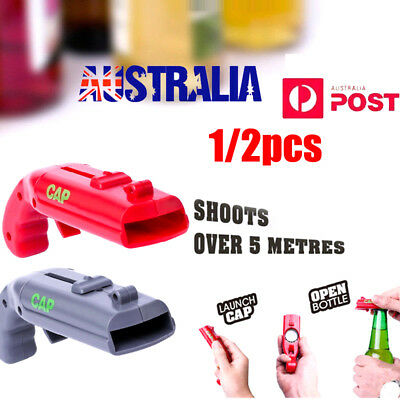 2019 NEW Firing Cap Gun Creative Useful Bottle Opener Free Shipping  UE
