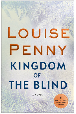 Kingdom of the Blind by Louise Penny Epub via email