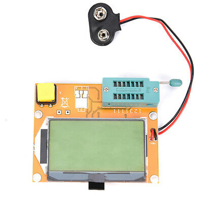 All-in-1^LCR Component Tester Transistor Diode Capacitance ESR Meters InductanZN