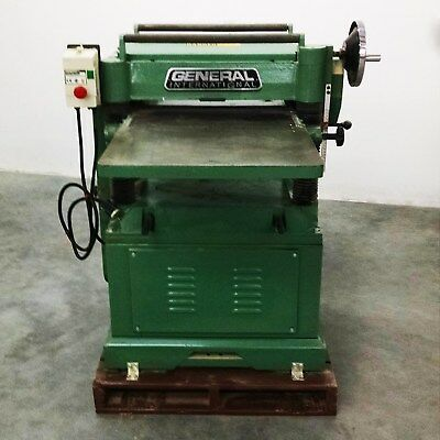 "Thickness Planer 20"" General 3-300 M1 + Much More Stuff See Photos 710922"