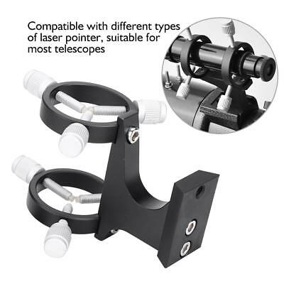 Aluminum Adjustable Laser Pointer Finder Scope Bracket for Astronomy Telescope