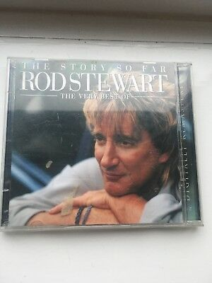 Stewart, Rod - The Story So Far: The Very Best Of Rod ... - Stewart, Rod CD 4WVG