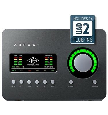 Universal Audio Arrow - Interfaccia Audio Thunderbolt