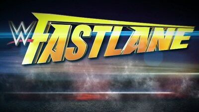 1-8 WWE Fastlane Tickets(Cleveland) 3/10/19-Quicken Loans Arena Lower 100,Row 28