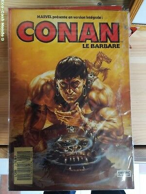 Bd Conan Le Barbare N°2 Marvel Semic France