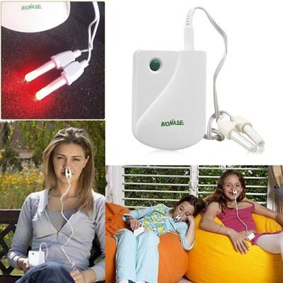 Quality Health Care BioNase Rhinitis Sinusitis Nose Therapy Massage Device CuXN