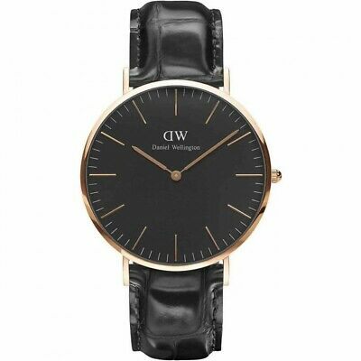 Orologio Daniel Wellington Uomo Classic Black Reading DW00100129
