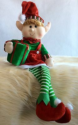 """NEW Elf on the Shelf 6.5/"""" LED Candle Chippey the Elf Christmas Decor #35171"""