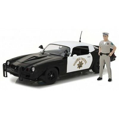 "Chevy Camaro Z/28 1979 ""California Highway Patrol"" 1:18"