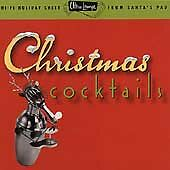 Ultra Lounge Christmas Cocktails by Various Artists CD 1996
