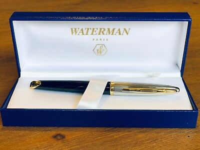Waterman Carène GT finest pen made in France best price NEW IN BOX FREE SHIPPING