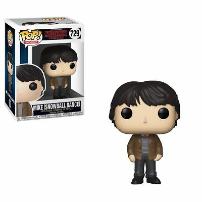 Figurine Funko Pop! Television Stranger Things 729 Mike Snowball Dance 10cm