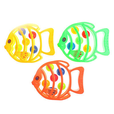 Kawaii Fish Rattle 3-12 Months Children Early Education Toys Baby SootheGifts ZN