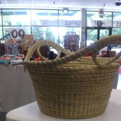 gullah sweet grass baskets
