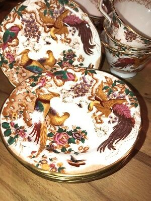Royal Crown Derby - OLDE AVESBURY - Saucer for Tea Cup -