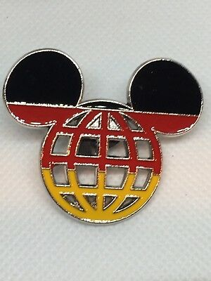 Disney Trading Pin - Global Ears Germany Mickey Mouse Icon