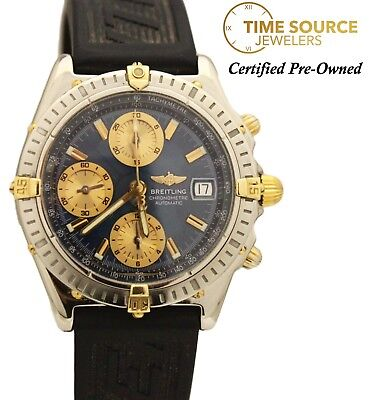 6f2f70b4134 Breitling Chronomat 41mm Stainless Steel & 18K Gold Automatic B13352 Watch