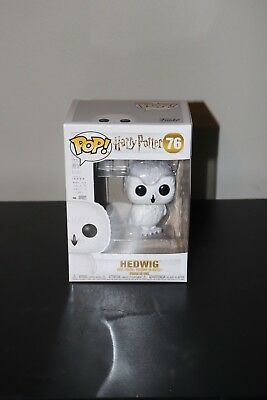 Funko Pop! Hedwig #76~ New~ Mint Condition~ Harry Potter Series~