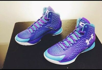 """New Men's Under Armour Curry 1 SC30 Basketball Shoe """"Father To son"""""""