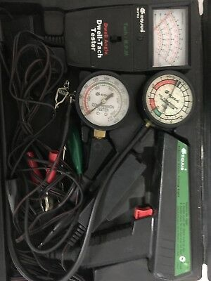 Equus Tool Auto Testing Timing Light, Tach, Compression, etc Set With Case